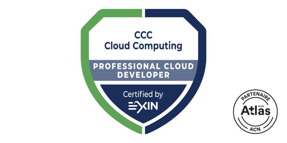 Formation Professional Cloud Developer