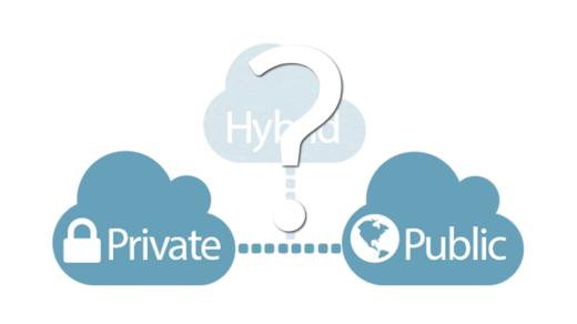 Cloud public vs cloud privé
