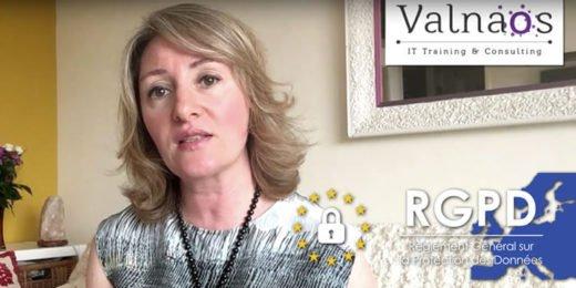 Mettre en oeuvre le RGPD - Valerie Muziot