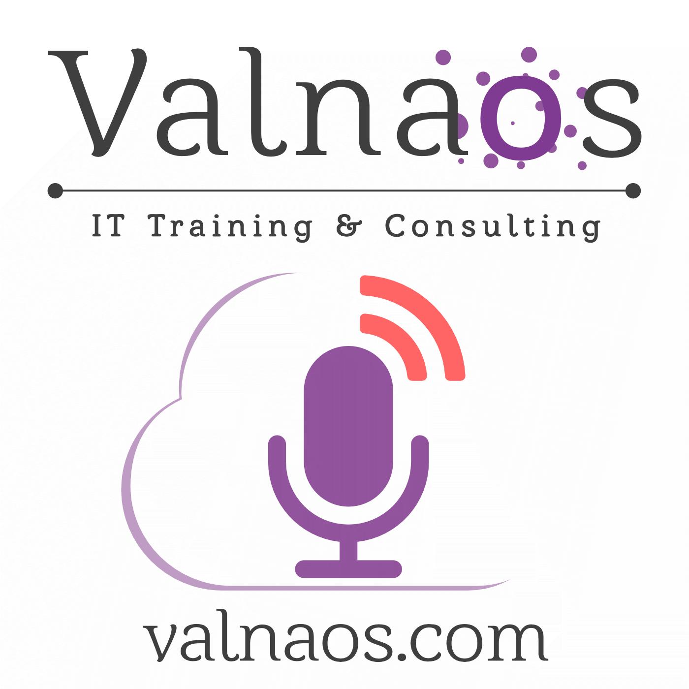 Le podcast Conseil et Formation IT Valnaos