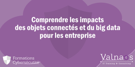 Comprendre les impacts du big data et des objets connectés pour l'entreprise