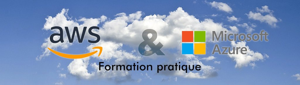 Formation Pratique AMAZON WEB SERVICES – MICROSOFT AZURE
