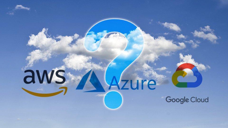 AWS, Azure, Google : Quel cloud choisir ?
