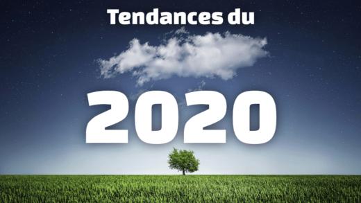 Tendances du cloud pour 2020