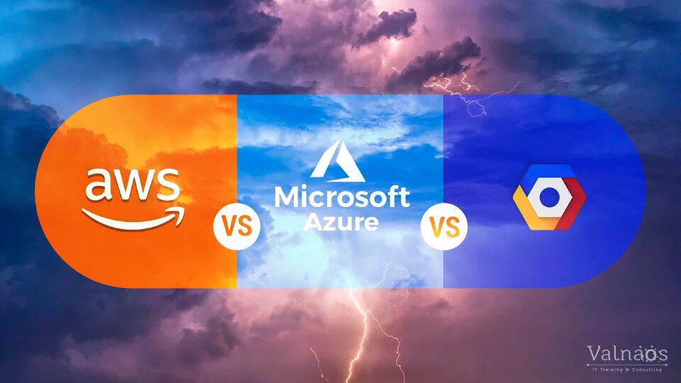 Hybride et Multi cloud : Les stratégies d'AWS, Azure et GCP