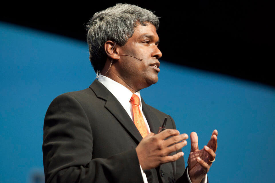 Thomas Kurian - PDG de Google Cloud