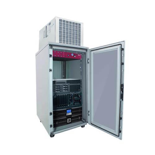 Exemple de micro-centre de données