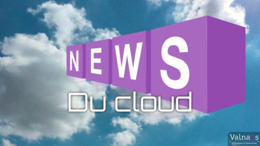 Les actualités du Cloud Computing : Janvier 2021