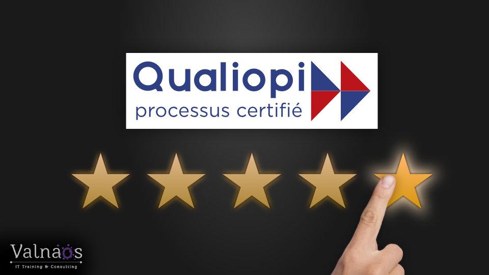 QUALIOPI : Une certification qualité pour vos formations