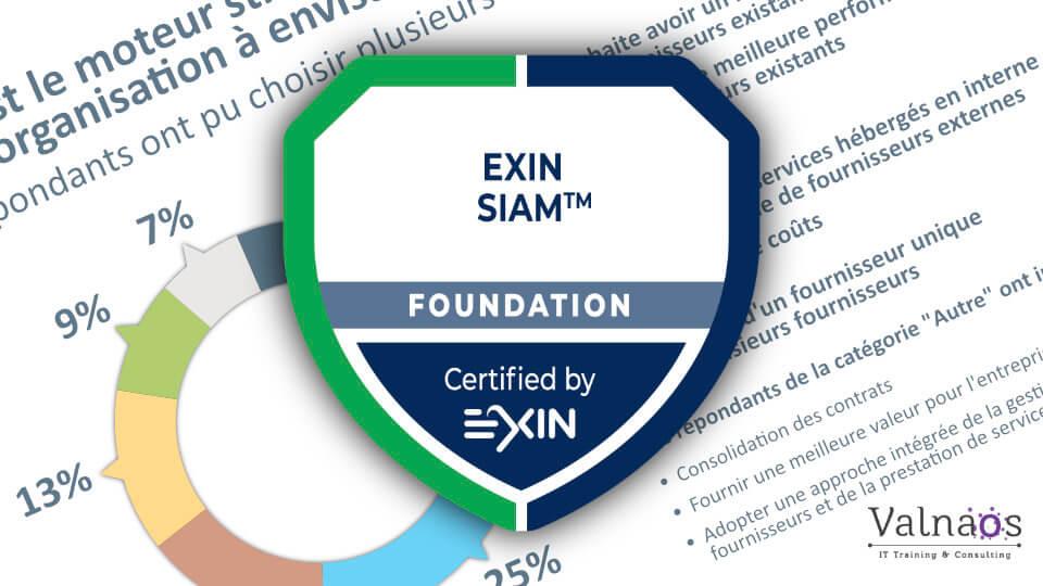 Pourquoi la formation SIAM est importante pour les entreprises ?